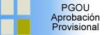 PGOU Aprobación Provisional