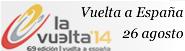 Vuelta Espa�a 2014