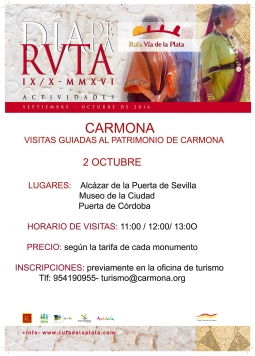 Ayuntamiento de carmona for Oficina turismo carmona