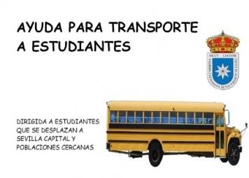 Concesión De Ayuda Para Transporte A Estudiantes Que Se Desplazan A