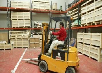 4 3 selecci n de mobiliario y equipo de almacen for Mobiliario y equipo